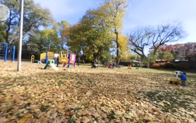 Nikon KeyMission 360 Tests – A Day in the Park